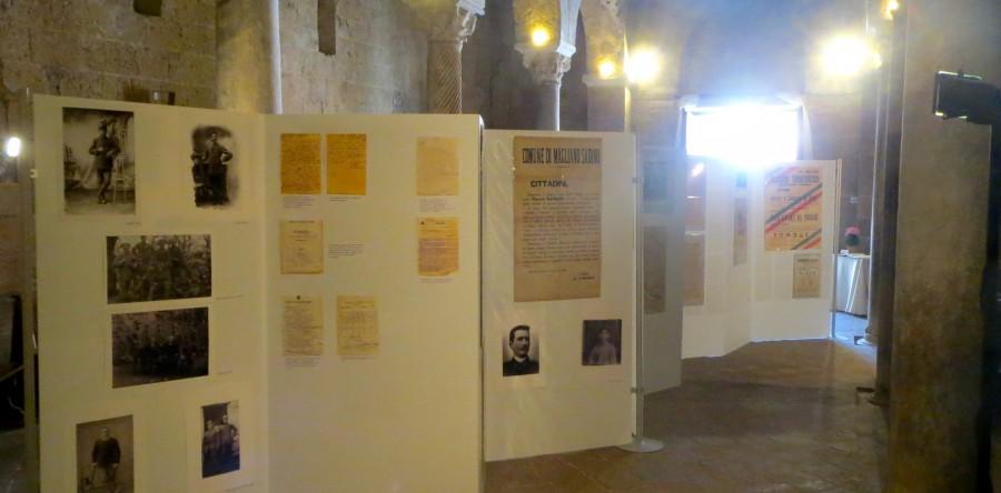 26 maggio 2017 – Una mostra a Magliano